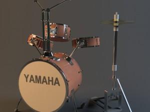 Yamaha HG6T46RM Drum Set