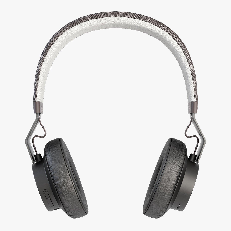 Jabra Move Wireless Headphones 3d Model In Audio 3dexport