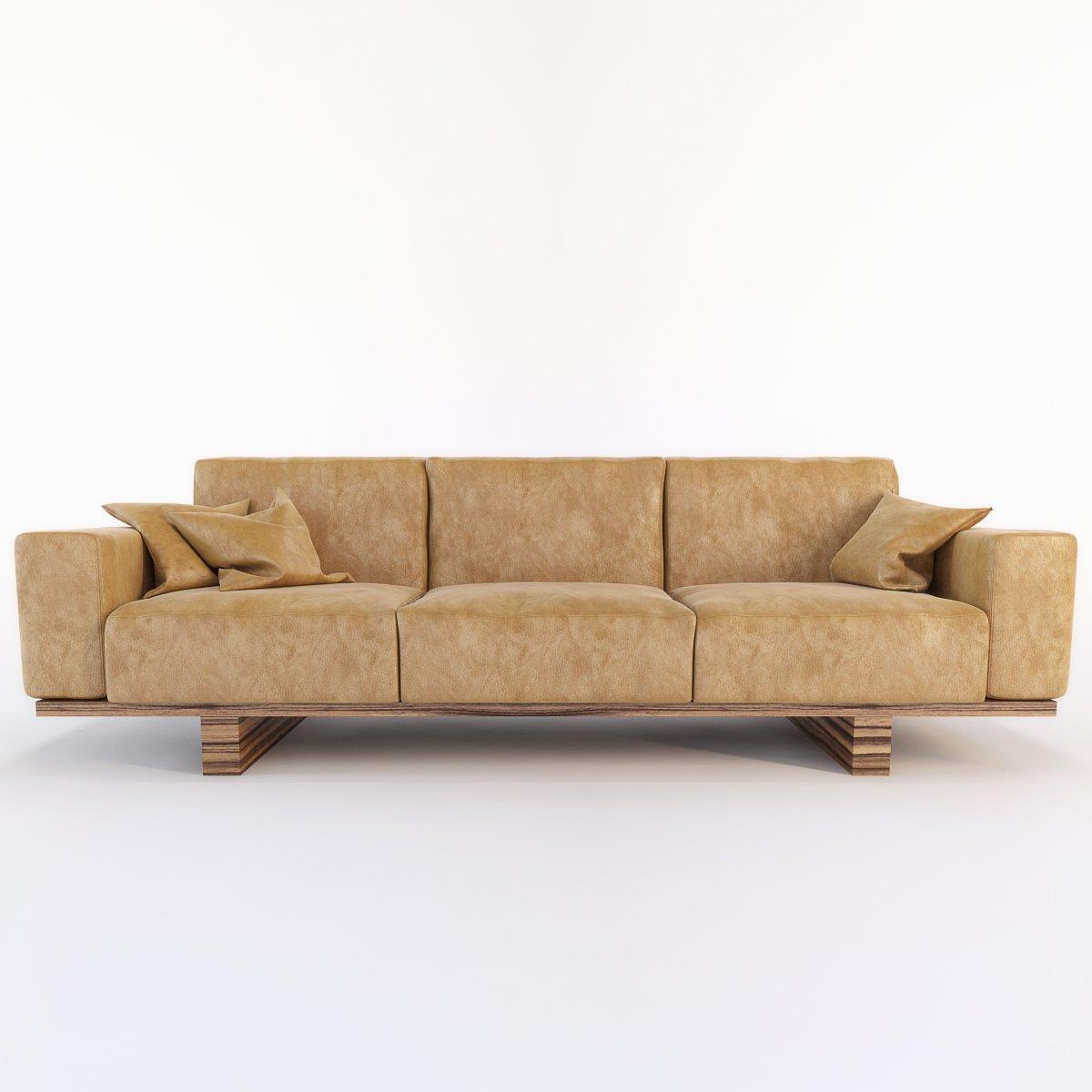 Riva 1920 Utah Sofa Model
