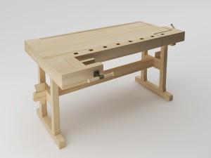 Carpentry bench