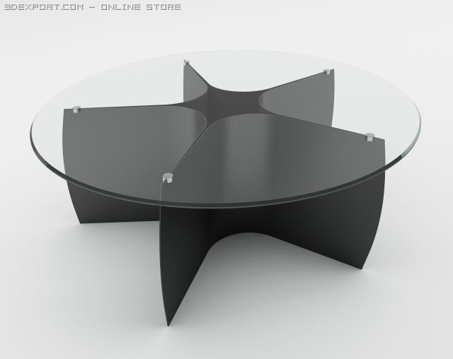 Rolf  Benz coffee table  8150 3D Model