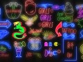 Neon sign collection 2