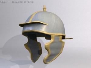 3D Model Roman Legionnaire Helmet