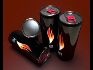 Energy Drink Burn