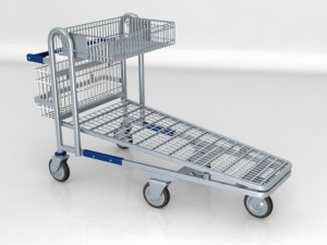 Shop Cart  Wanzl T50