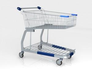 Shopping chart  Wanzl Citi Shopper