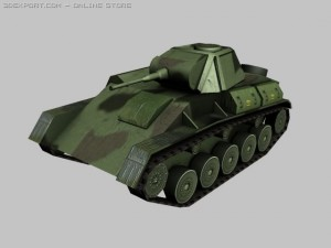T70 light tank