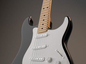 Fender Stratocaster Eric Clapton Edition