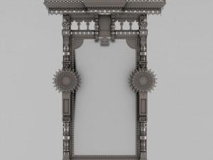 Mirror frame 58
