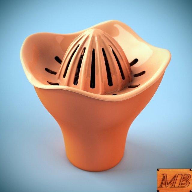 Juice squeezer 3D Model