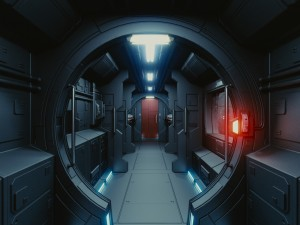 Spaceship Interior C HD
