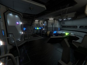 Spaceship Interior B HD 2