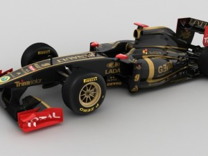 LotusRenault R31