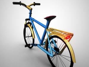 Bicycle model