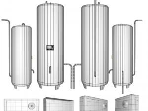 Water Heater Object