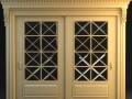 Wide Double Door
