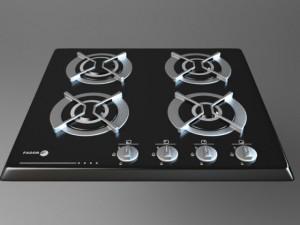 Gas cooker 2