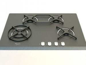 Gas cooker 3