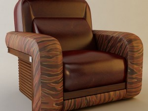 Florence Collection Fire chair