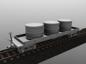 Tankcar Water