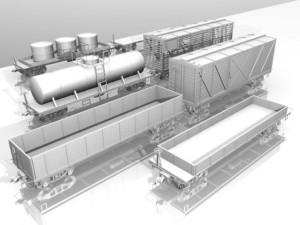 Freightcar Pack
