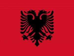 Albania Texture for flag