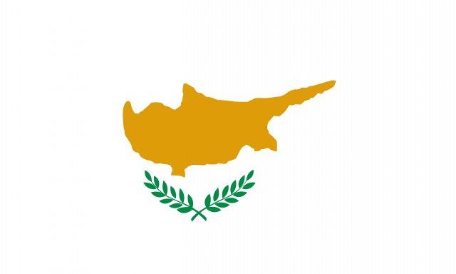 Cyprus flag 3D Model