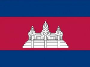 Kambodja flag