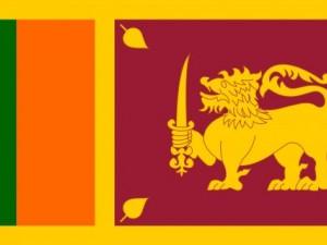 Sri Lanca flag