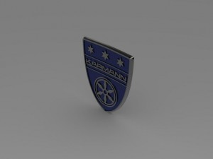 Karmann logo
