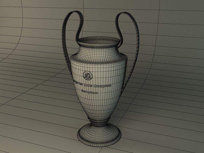European Champions League Cup 3d Model In Awards 3dexport Champions league 2020/2021 scores, live results, standings. european champions league cup 3d model in awards 3dexport