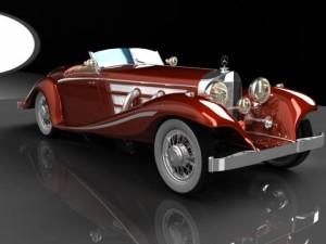 1936 MercedesBenz 540K Spezial Roadster