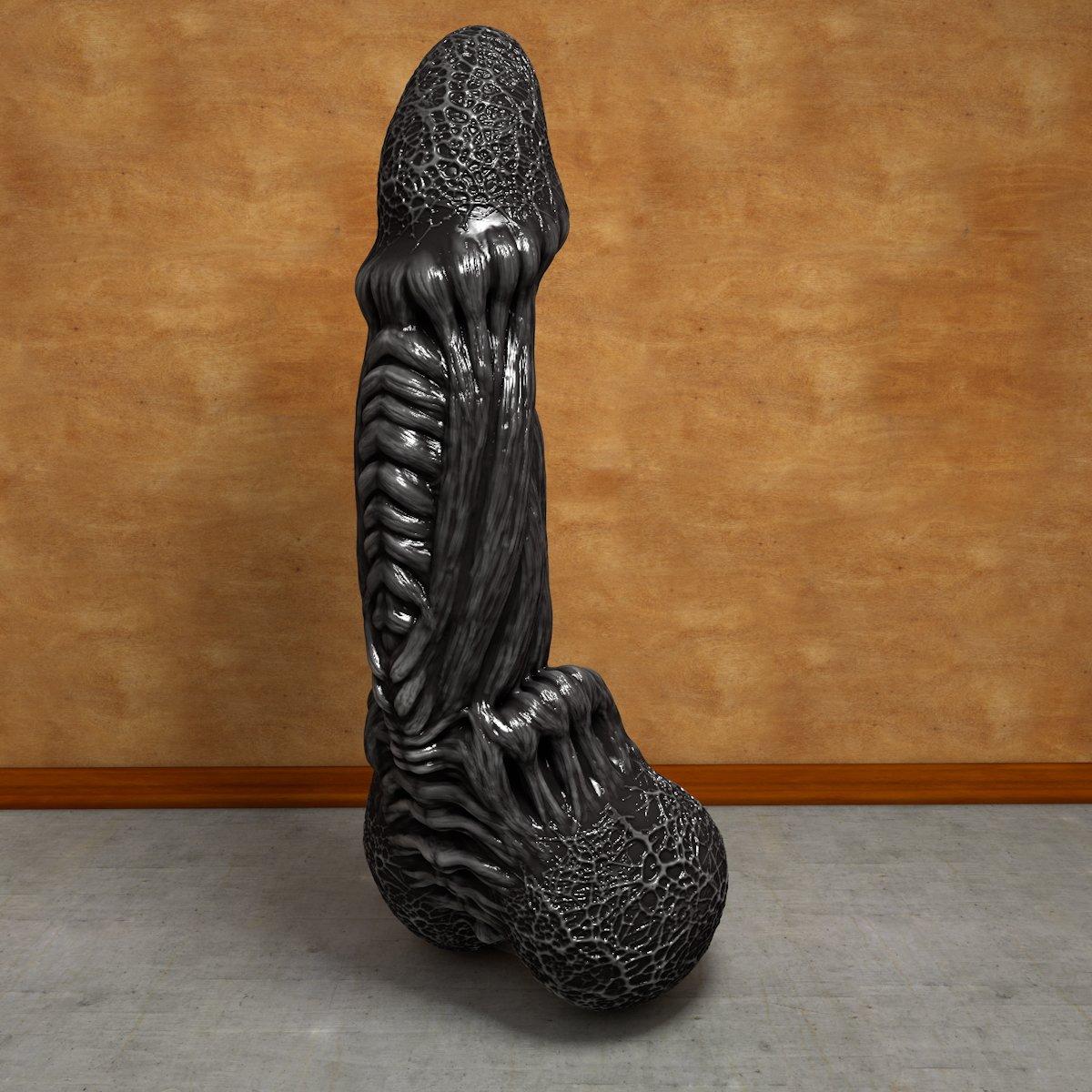 Alien dick monster porn galleries