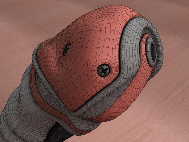 Penis shaped vibrator