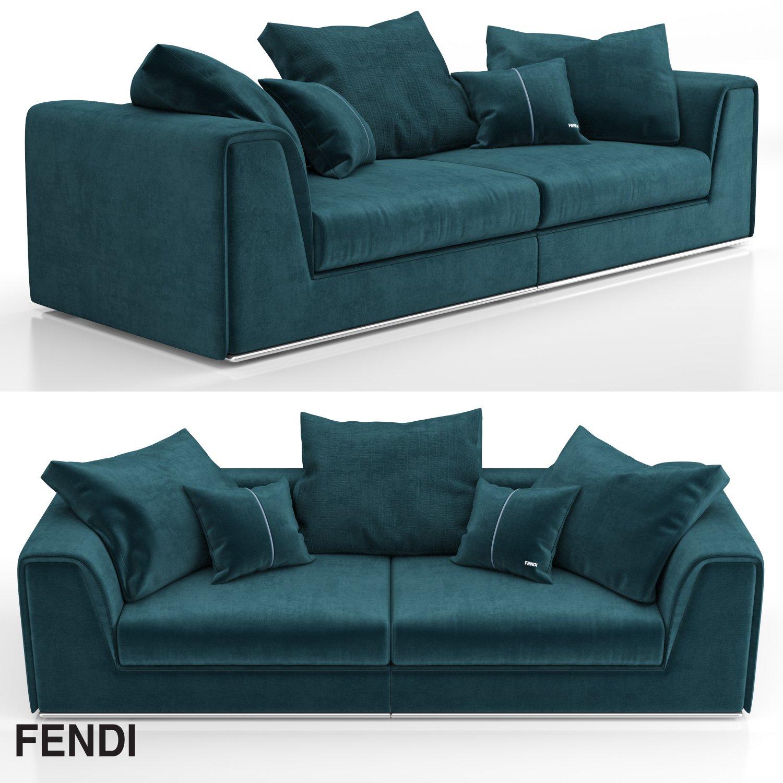 ed2744caffae Fendi casa prestige sofa. Remove Bookmark Bookmark This Item