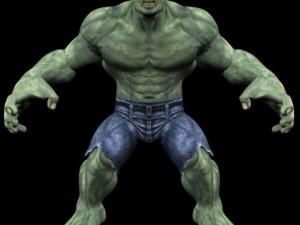 Realistic Hulk