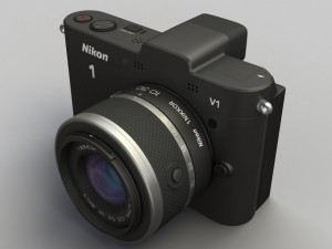 Nikon V1 with Nikkor 10mm and 1030mm lens