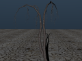 High Poly Dead Tree 2