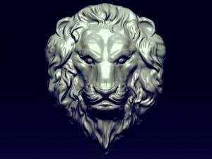 LION basrelief 2