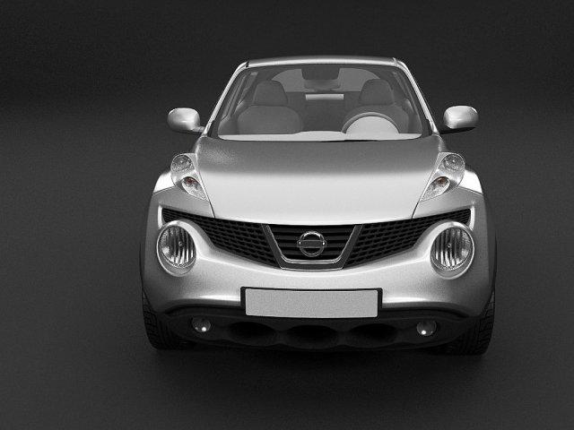 Nissan Juke 3D Model