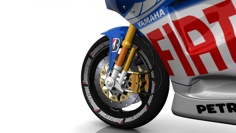 Yamaha YZR M1 MotoGP. Remove Bookmark Bookmark This Item