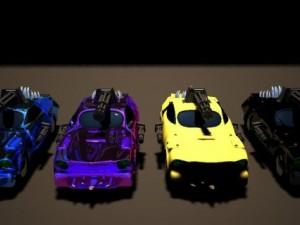 CMYK Cars