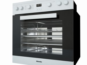 Miele H2261 LST Oven Miele MK 6012 Cooktop