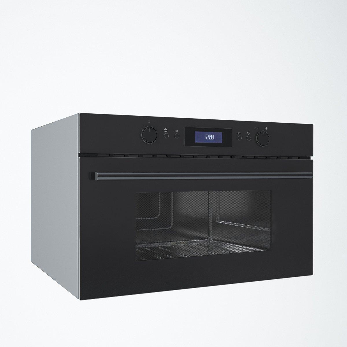 Ikea Bejublad Microwave Modello 3D in Utensili Cucina 3DExport