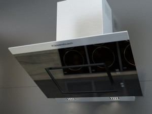 Kuppersbusch KD 7610 Black Kitchen Hood