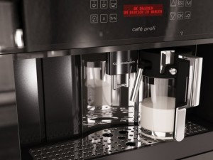 Kuppersbusch EKV 6500 JR Coffee Machine
