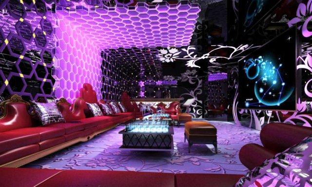 Bar space 061 3D Model