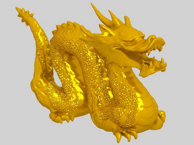 Dragon collection 3D Model