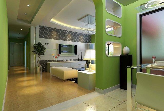 3D Home 716 3D Model