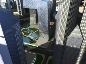 CCTV Building China 001
